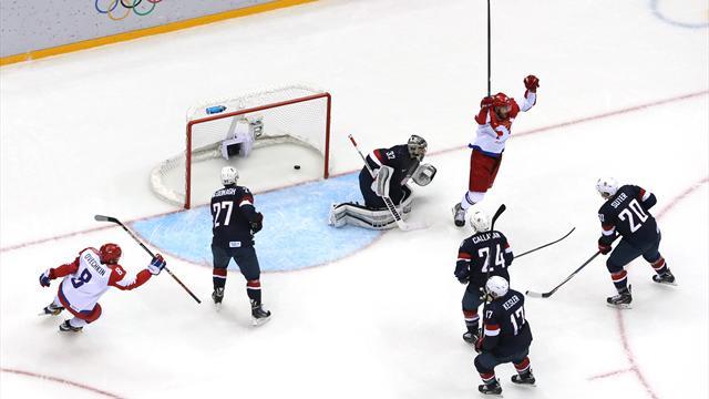 Тренеры смогут запросить видеопросмотр заброшенных шайб нахоккейном турнире Олимпиады