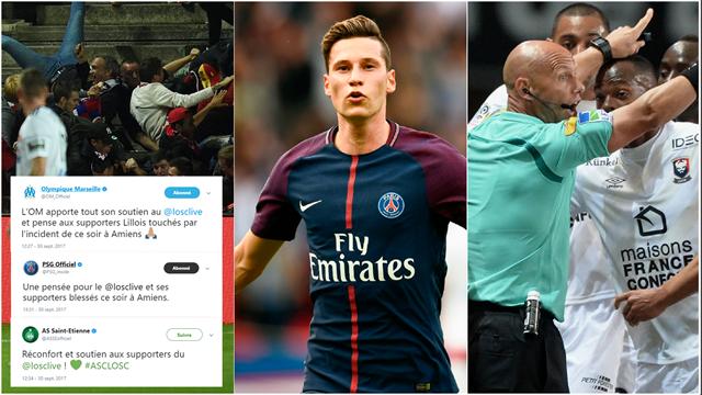 Solidarité, Draxler et goal-line : les tops et flops de samedi