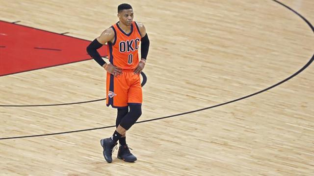 Westbrook firma extensión por 205 millones, el mayor garantizado de la NBA