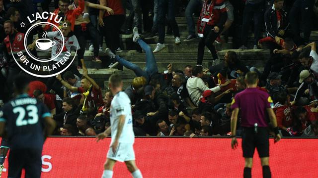 Supporters lillois, Ligue 1, Pelé, Hamilton : l'actu sur un plateau