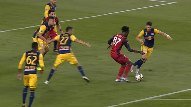 MLS 2017: gli highlights di Toronto FC- New York Red Bulls
