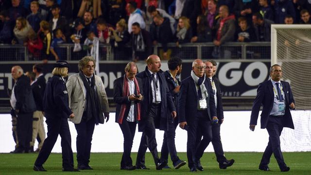 Le président d'Amiens présente ses excuses après sa mise en cause des supporters lillois
