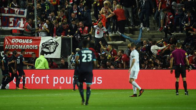 Les 5 questions que posent les incidents d'Amiens-Lille