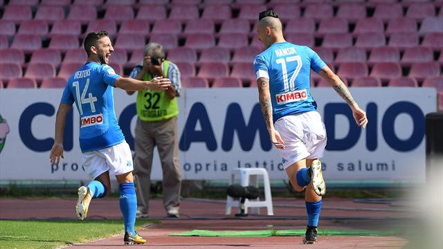 Cagliari-Napoli probabili formazioni e statistiche