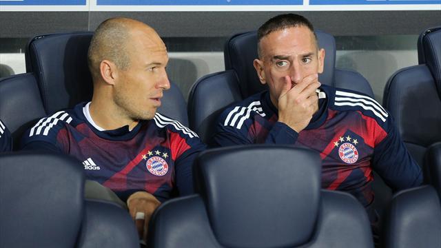 """Schlaudraff über Ribéry und Robben: """"Man darf ihren Ehrgeiz nicht unterschätzen"""""""