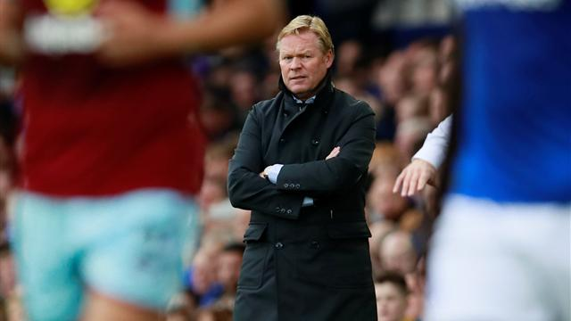 Hendrick strike condemns abject Everton to defeat