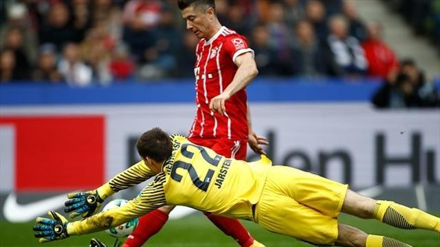Jarstein får ros etter imponerende kamp mot Bayern