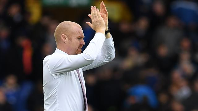 Wright: Dyche ready for top job like Arsenal or England