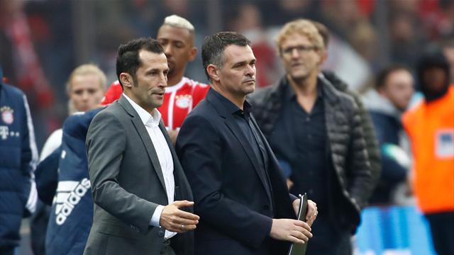"""""""La question n'est pas si j'espère ou si je souhaite rester l'entraîneur..."""""""