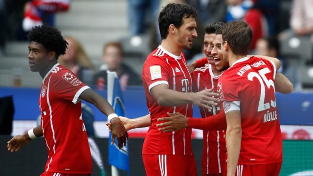 FC Bayern München - SC Freiburg live im TV und im Livestream