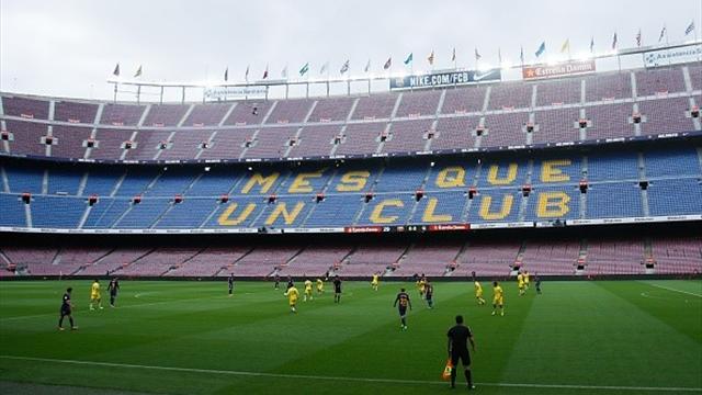 Barcelone - Naples se jouera à huis clos