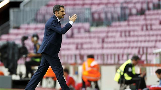 Valverde y la clave de la victoria del Barça ante Las Palmas