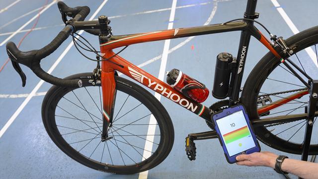 Travaux d'intérêt général pour le cycliste amateur au vélo motorisé