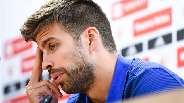 Pique: This has been my worst experience, I could quit Spain team