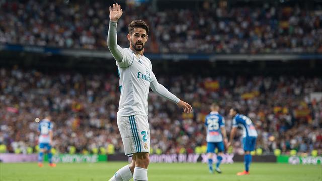 Magia de Isco, polivalencia de Nacho y victoria en el Bernabéu