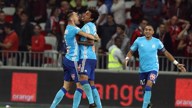 Il Nizza fa harakiri: il Marsiglia vince 4-2 un derby pazzesco. Plea fallisce un rigore nel finale