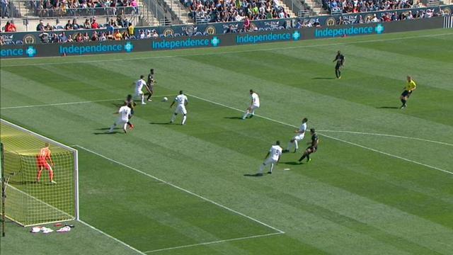 MLS: Philadelphia Union - Seattle Sounders (Özet)