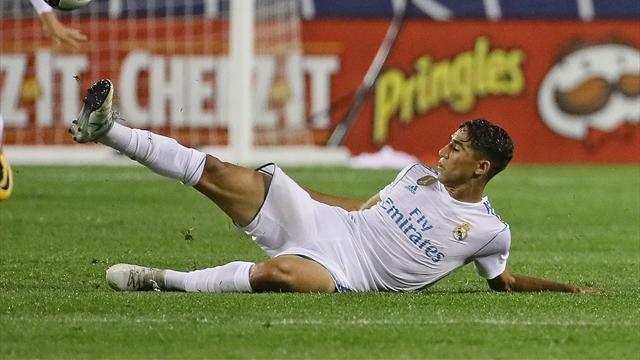 "Zidane : ""Achraf a très bien joué"""