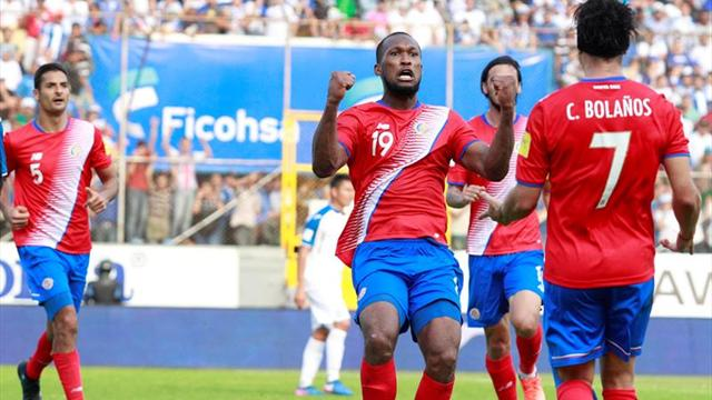 Keylor Navas no viaja a Panamá y Pemberton será titular contra Panamá