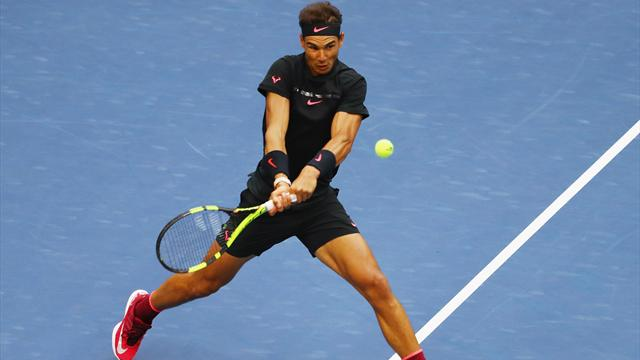 Masters 1.000 Shanghái: Dimitrov y Cilic, en el camino de Nadal; Federer en una posible final