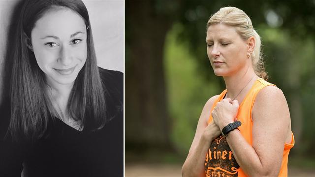 Correrà la Maratona di Chicago con il padre della sua donatrice di cuore