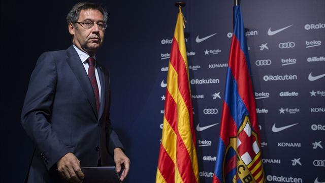 """Bartomeu : """"L'avenir de Barcelone en Liga n'est pas encore d'actualité"""""""