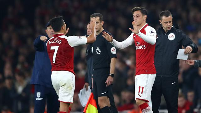 Paper Round: Arsenal to cash in on Ozil and secure swap deal for Sanchez