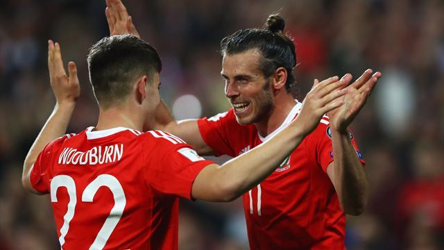 Bale, fuera de la convocatoria de Gales por lesión