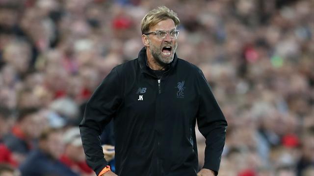 Liverpool boss Klopp dismisses Manchester United ambition