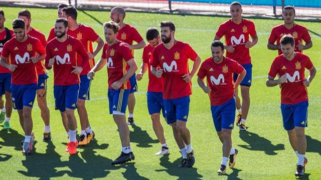 Sergio Ramos deja de lado el tema Piqué