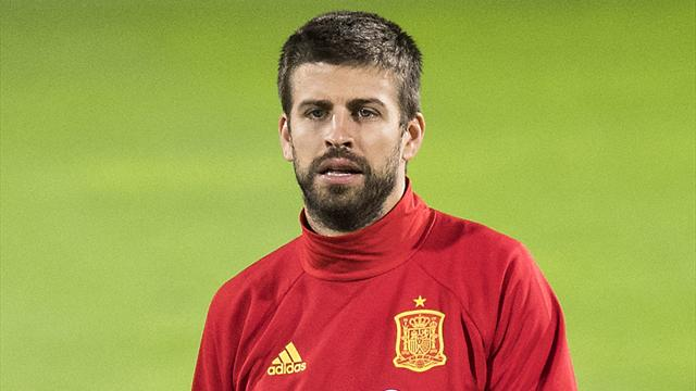 Лопетеги: «Пике не проблема для сборной Испании»