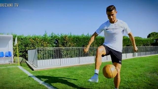 Роналду пропустил тренировку сборной Португалии
