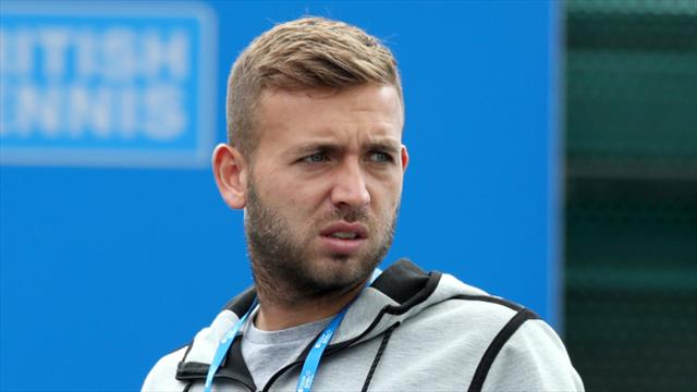 Dan Evans hit with one-year ban after positive cocaine test