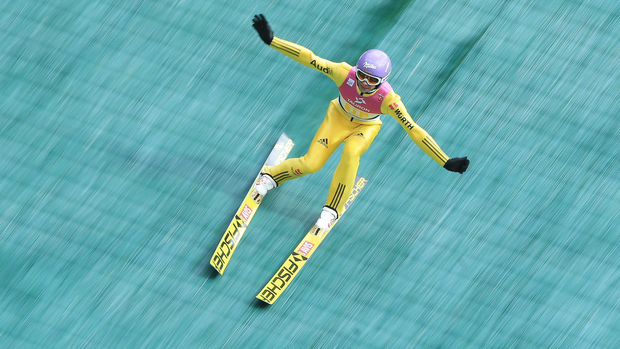 Eurosport Skispringen