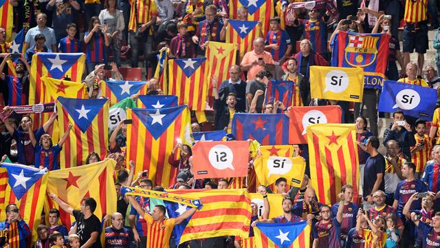 Se la Catalogna si renderà indipendente, cosa succederà al calcio?