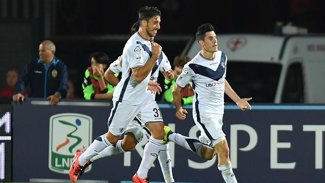 Montalto ci prova, ma Bisoli aggancia la Ternana: il Brescia strappa l'1-1 nel recupero del Liberati