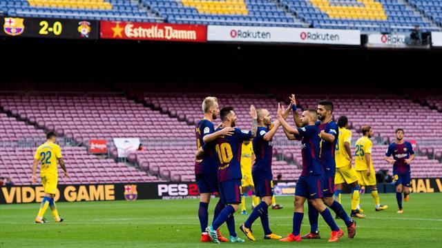 Sport.es: Месси выступал против переноса матча с «Лас-Пальмас»