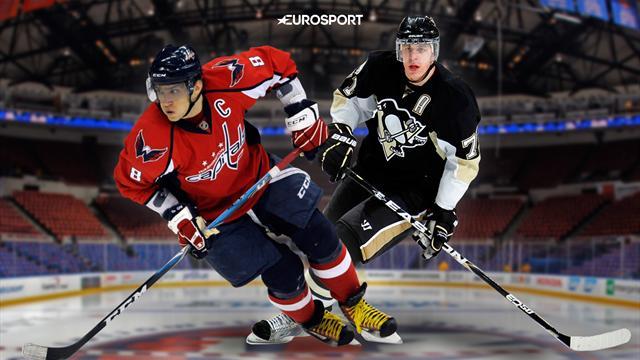 Все, что нужно знать про НХЛ на Eurosport