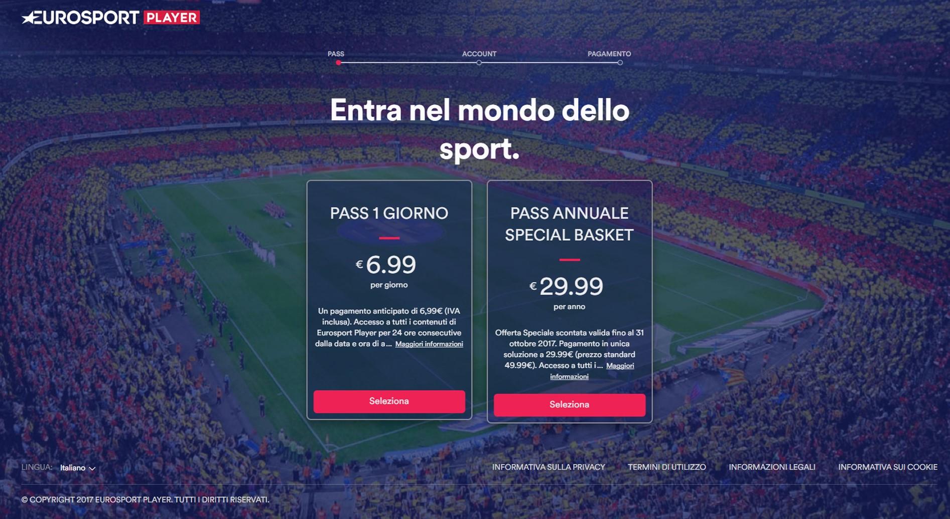 Eurosport Player - 2