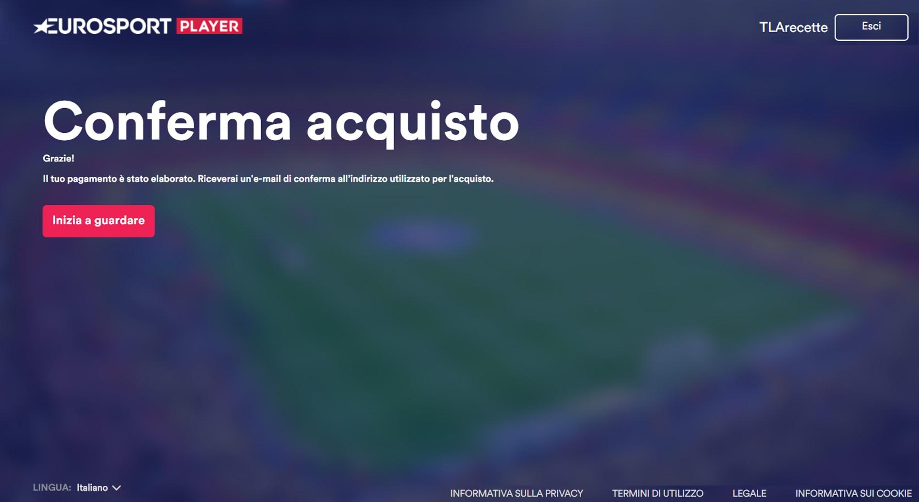 Eurosport Player - 6