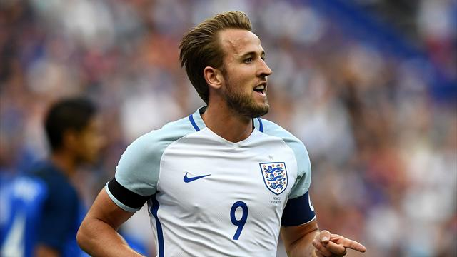 Harry Kane, Captain… England