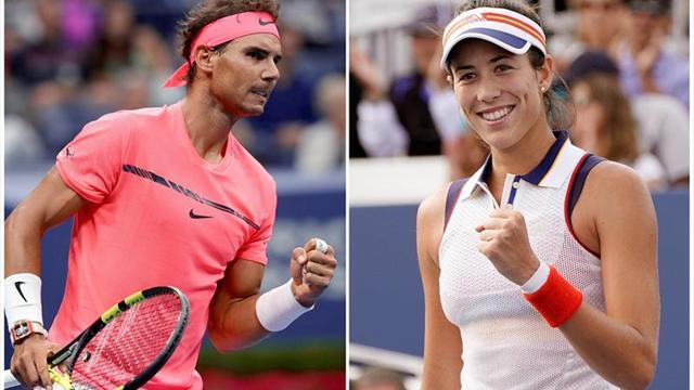 El éxito de Nadal y Garbiñe hace renacer la fiebre del tenis