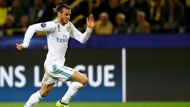 Bale set to make comeback against Tottenham in Champions League