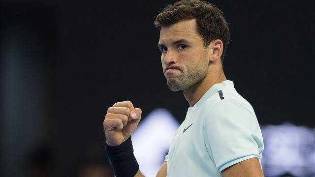 Rolex Minute: Dimitrov peilt die ATP Finals in London an