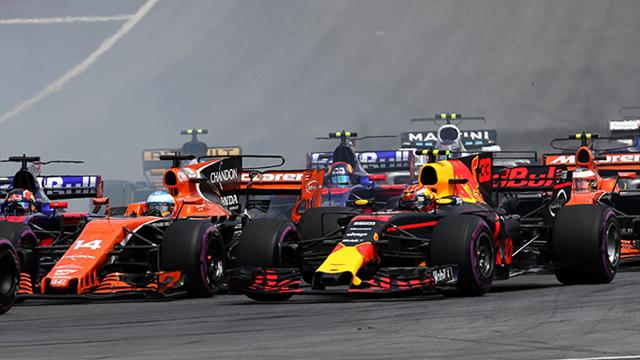 Comment Red Bull met la pression sur McLaren
