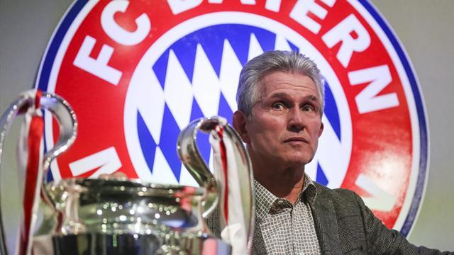 Oficial: Jupp Heynckes, nuevo entrenador del Bayern Múnich hasta final de temporada