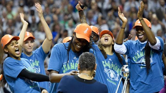Cecilia Zandalasini vince la WNBA con le Minnesota Lynx