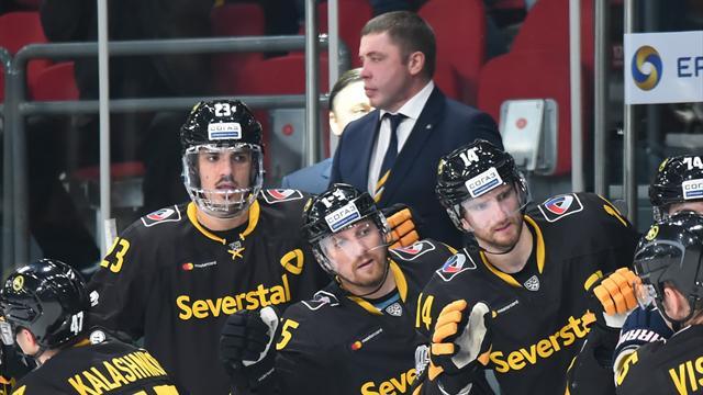Игроки «Северстали» оплатили штраф главного тренера
