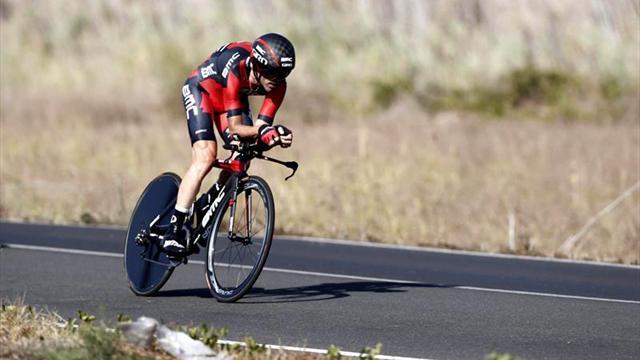 BMC Racing rescinde el contrato de Samuel Sánchez al confirmarse su positivo