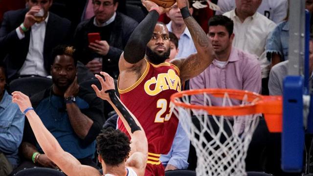 Los Warriors repetirán título y James será MVP, según la encuesta a los gerentes